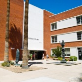 Image of the University of Arizona Museum of Art.